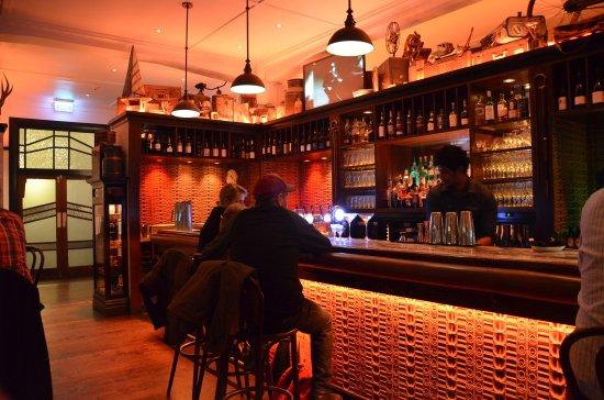 Emporium Eatery & Bar : The bar