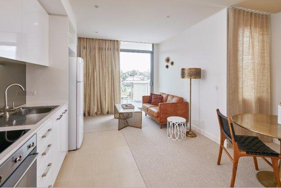 East Fremantle, Australia: Studio Apartment