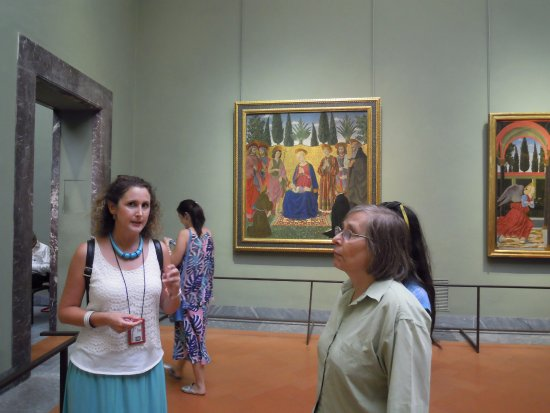 Guided Tours of Florence: Uffizi ... what else ? :)