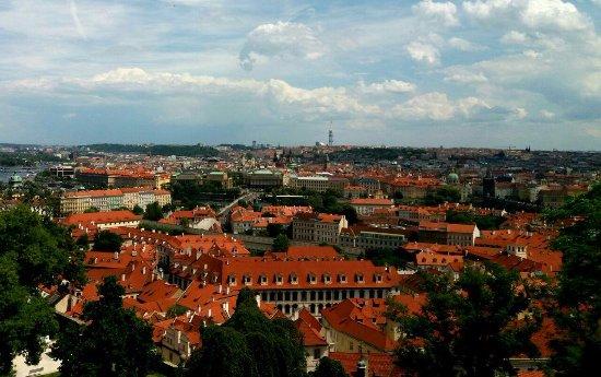 Avantgarde Prague Tours: nice shot
