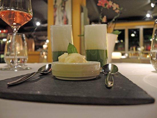 Restaurant Esszimmer: Menü Andreas Kaiblinger