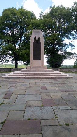 Dayton Aviation Heritage National Historical Park: Wright Brothers Monument