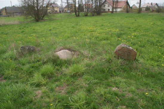Jewish cemetery in Tykocin