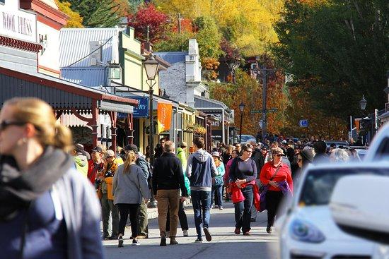 A delightful gold rush village @Arrowtown Village