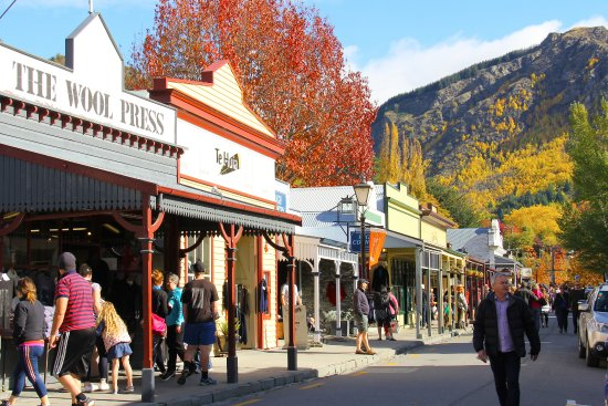 A delightful gold rush village @Arrowtown Village