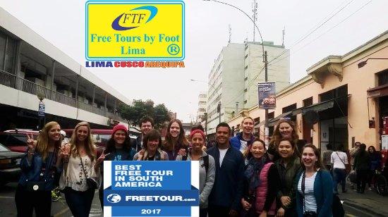 Free Tour Peru