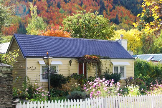 Charming, lovely and quirky town @ Arrowtown