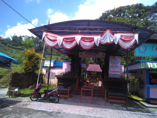 Mojokerto, Indonesien: pintu masuk - ubalan
