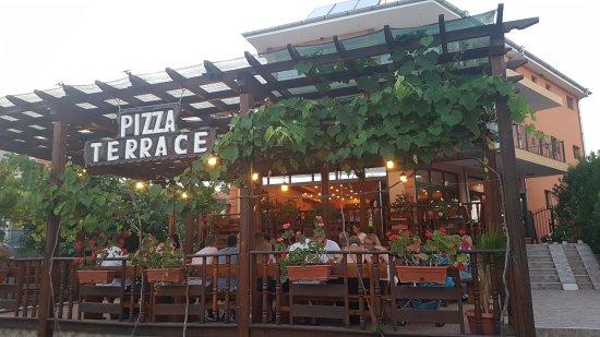 Kosharitsa, Bulgarije: Pizza Terrace Bar&Grill