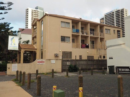 Gold Coast International Backpacker Resort: photo0.jpg