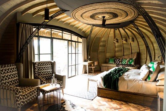 Northern Province, Ruanda: Luxury Villa at Wilderness Safaris Bisate Lodge
