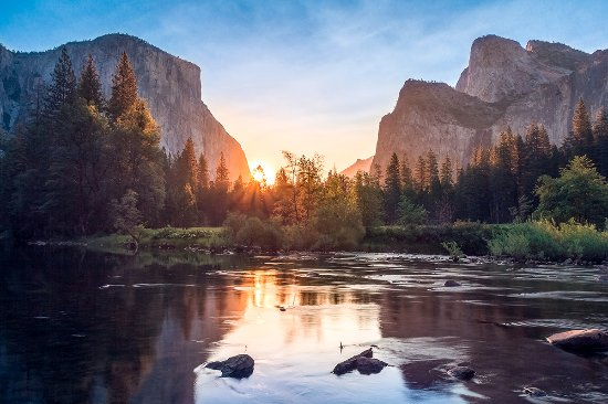 Coulterville, Kaliforniya: Yosemite valley