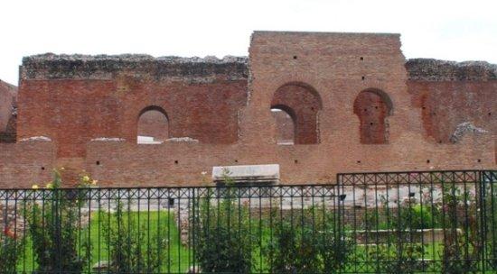 Patras Ancient Odeum Photo