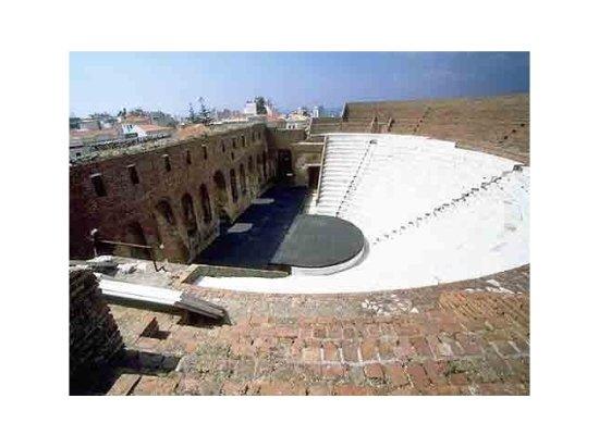 帕特雷古罗马剧场
