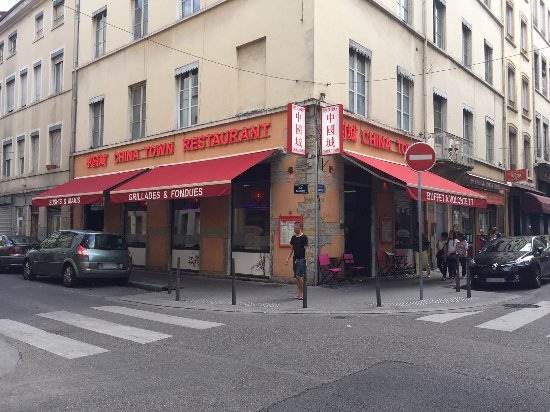 Restaurant Chinatown Lyon