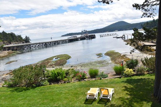 Foto de Galiano Oceanfront Inn and Spa