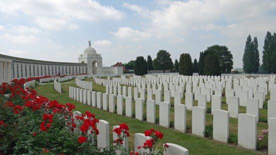 Zonnebeke, Belgium: general view