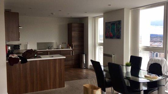 Dream Apartments Belfast: Photo1