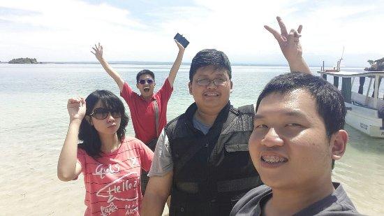 Desa Sekotong Barat, Ινδονησία: Pink beach