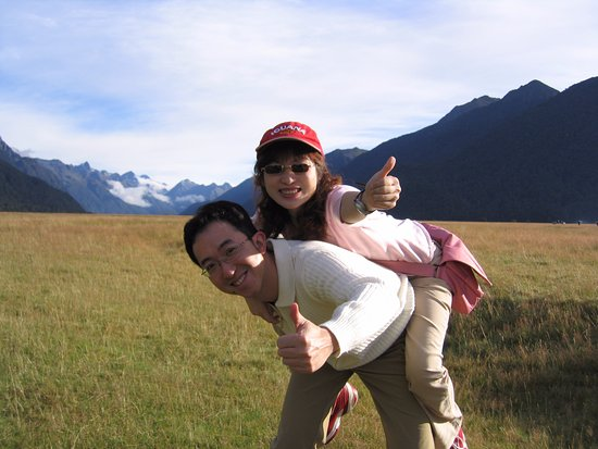 Fiordland National Park (Te Wahipounamu): 峽灣國家公園的浪草