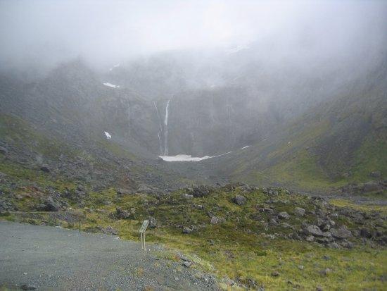 Fiordland National Park (Te Wahipounamu): 峽灣國家公園的高山冰河