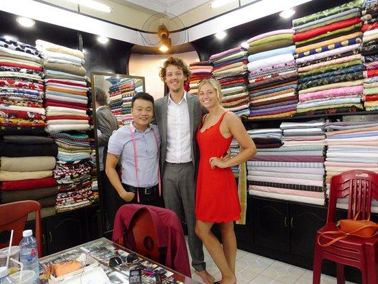 Surprise Tailor Hoi An