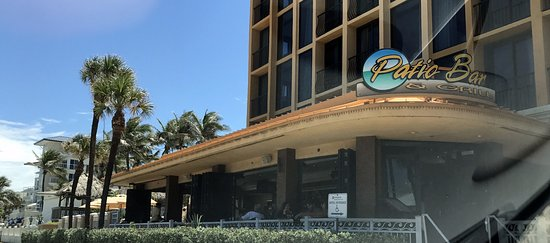 Patio Bar And Grill, Deerfield Beach   Menu, Prices U0026 Restaurant Reviews    TripAdvisor