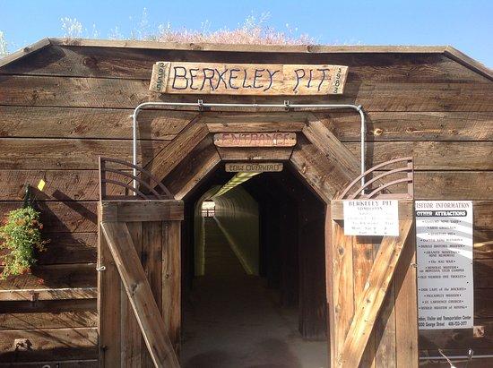 Butte, MT: The entrance