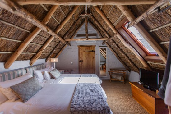 Greyton, Sudáfrica: Loft Room 1