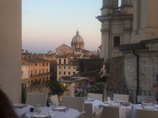 Photo1 Jpg Picture Of Terrazza Borromini Rome Tripadvisor