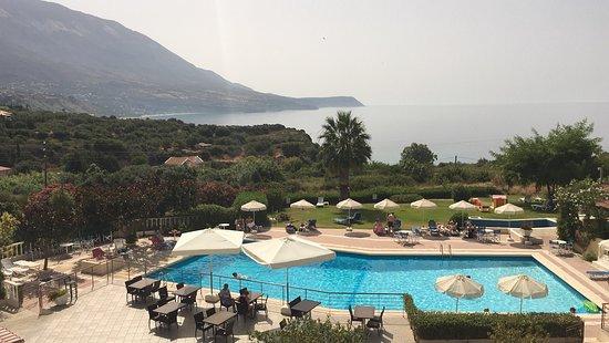 Karavados, Grèce: Room with a View