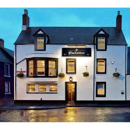 Greenlaw, UK: The Blackadder Bar & Restaurant