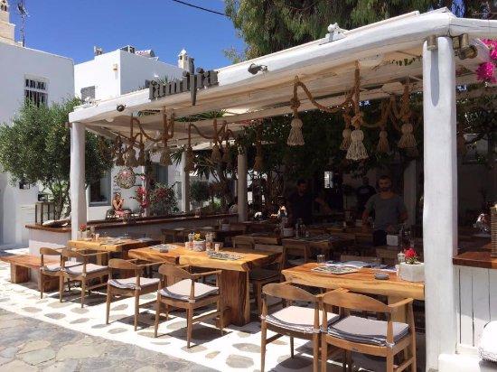 Zephyros Hotel: Mykonos Town