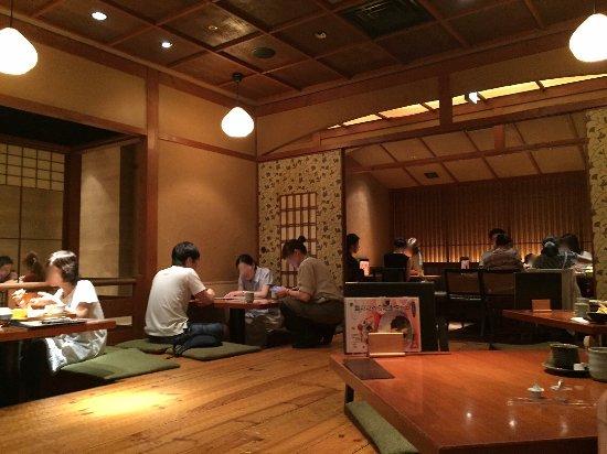 En, Yokohama Joinus-Branch: 掘りごたつ席