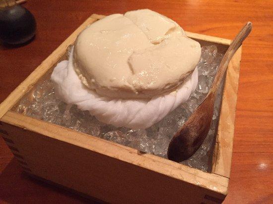 En, Yokohama Joinus-Branch: 大吟醸豆腐