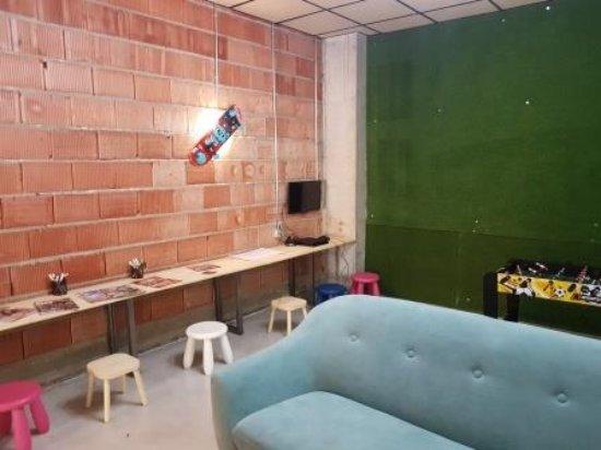 Sala De Juegos De Ninos Picture Of Burgerplay Sant Vicent Del - Sala-juegos-nios