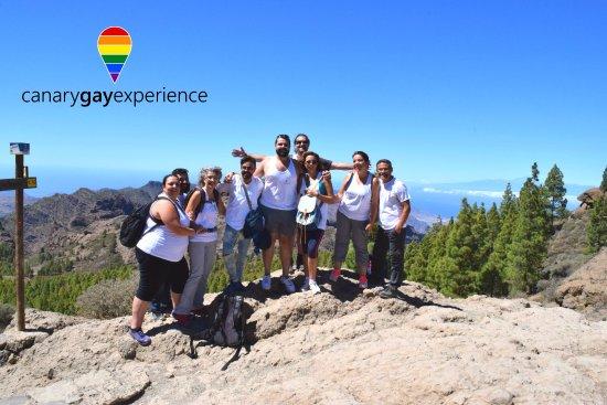 Canary Gay Experience