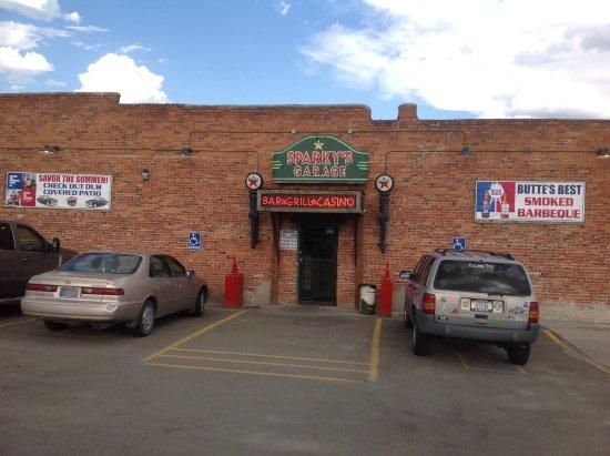 Butte, MT: Front Entrance