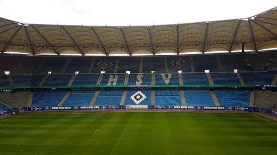 AdreГџe Volksparkstadion Hamburg
