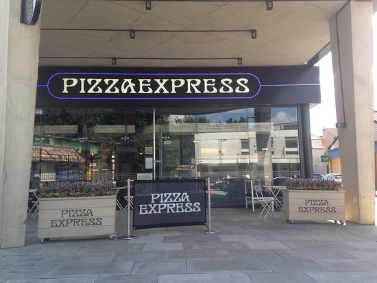 Pizza Express Coulsdon 127 Brighton Rd Menu Prices