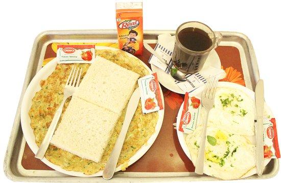 Hotel Hong Kong Inn: Continental Breakfast