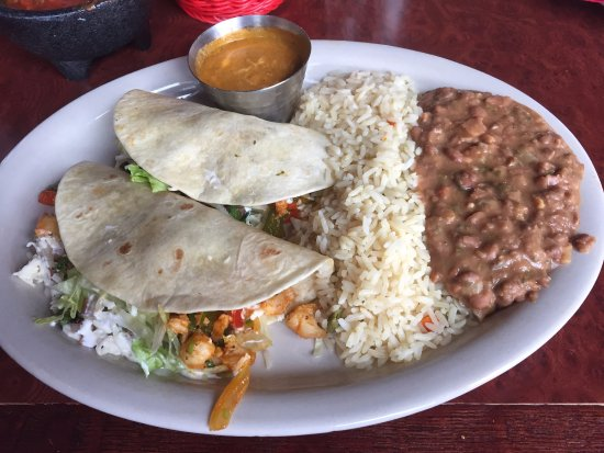 Fish Tacos (Lunch Menu) - Hacienda Don Manuel, Brookfield CT