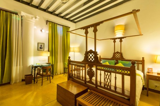 Maison Perumal: Feel quite at home in our cozy rooms.