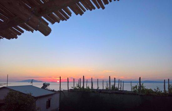 Schiazzano, Италия: Si fa sera...
