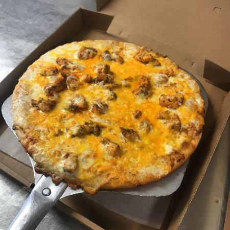 Bridgeville, بنسيلفانيا: Country Style Pizza