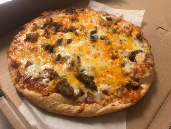 Bridgeville, PA: Country Style Pizza