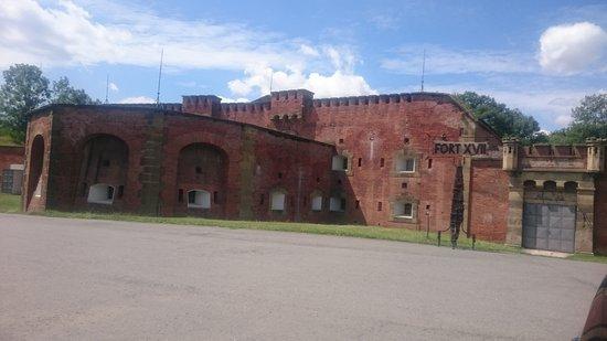 Fort Křelov - pevnost & muzeum