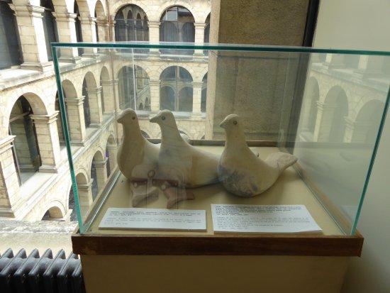 Interactive events at Euskal - Foto van Euskal Museoa Bilbao Museo Vasco, Bil...
