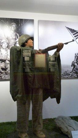 Tuba City, AZ: soldat Navajo