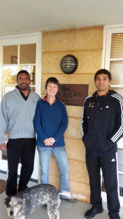 Meekatharra, Australia: 4 legends who stayed at the Auski Motel Meeka